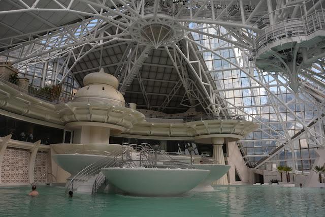 Caldea Andorra space ship