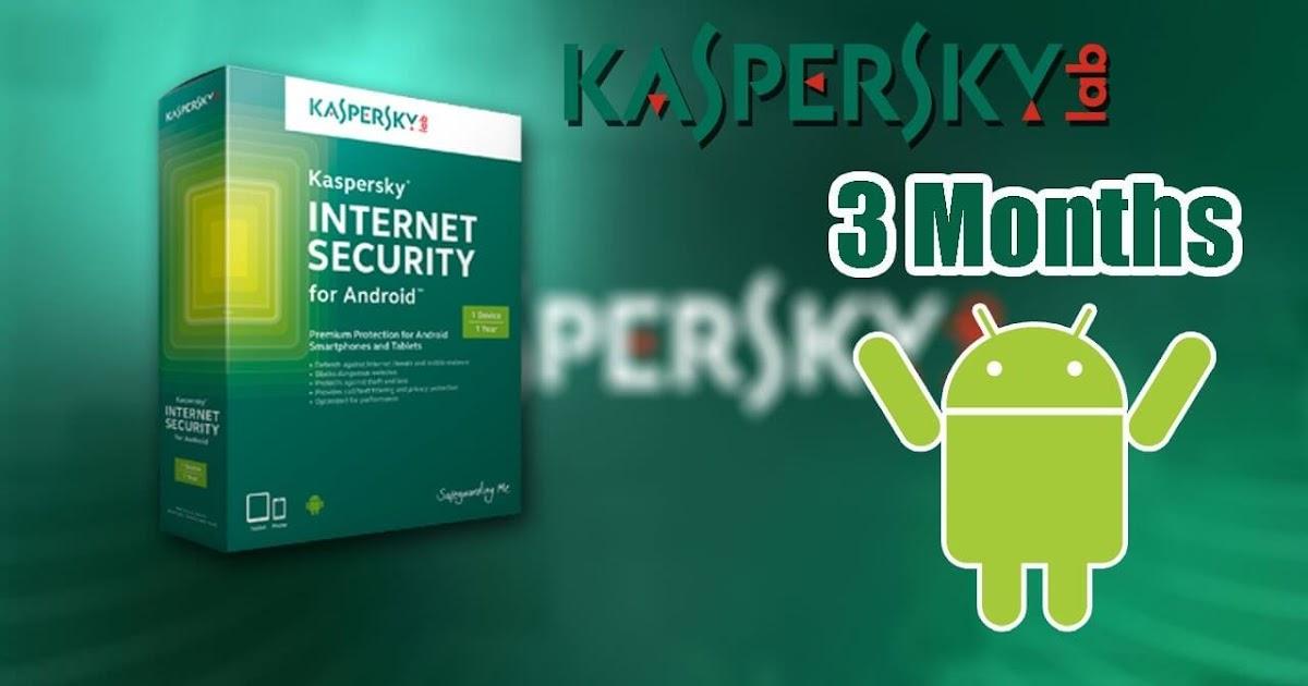 Kaspersky internet security android key - Lisans Bul