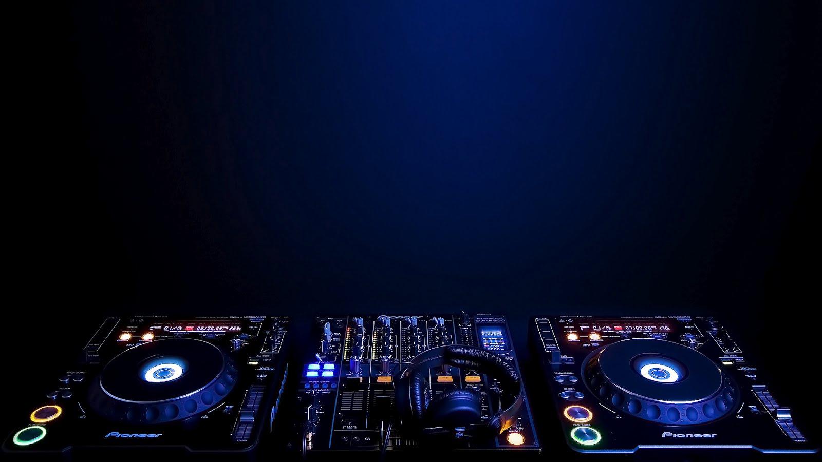 Fondo De Pantalla Musica Electronica HD