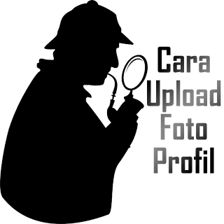Upload Foto Profil Blogger
