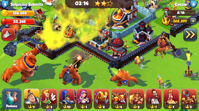 Total Conquest Mod Apk v2.1.0e Update terbaru