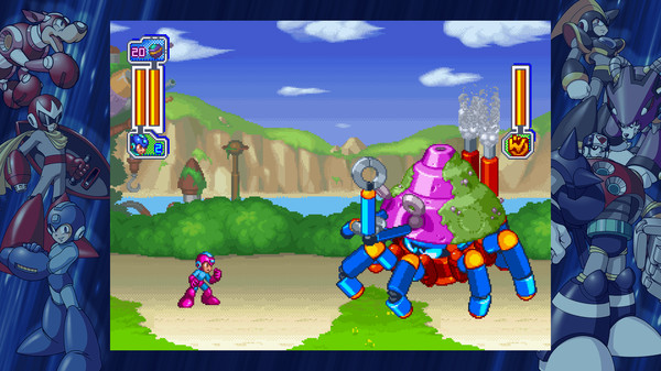 Mega Man está preparando algo grande para diciembre