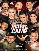 Campamento mágico