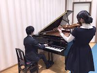 守口市バイオリン教室