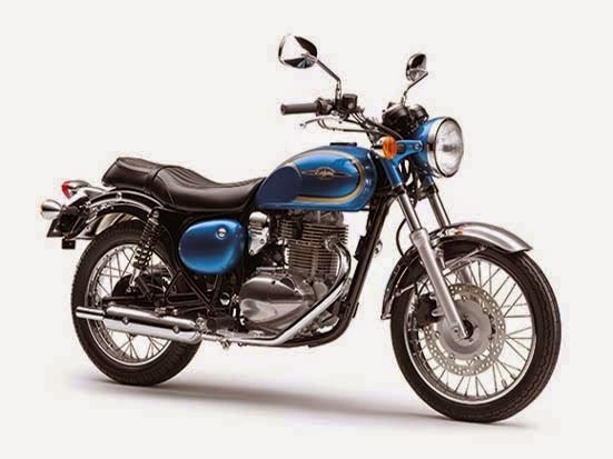 Motor Kawasaki Estrella 250