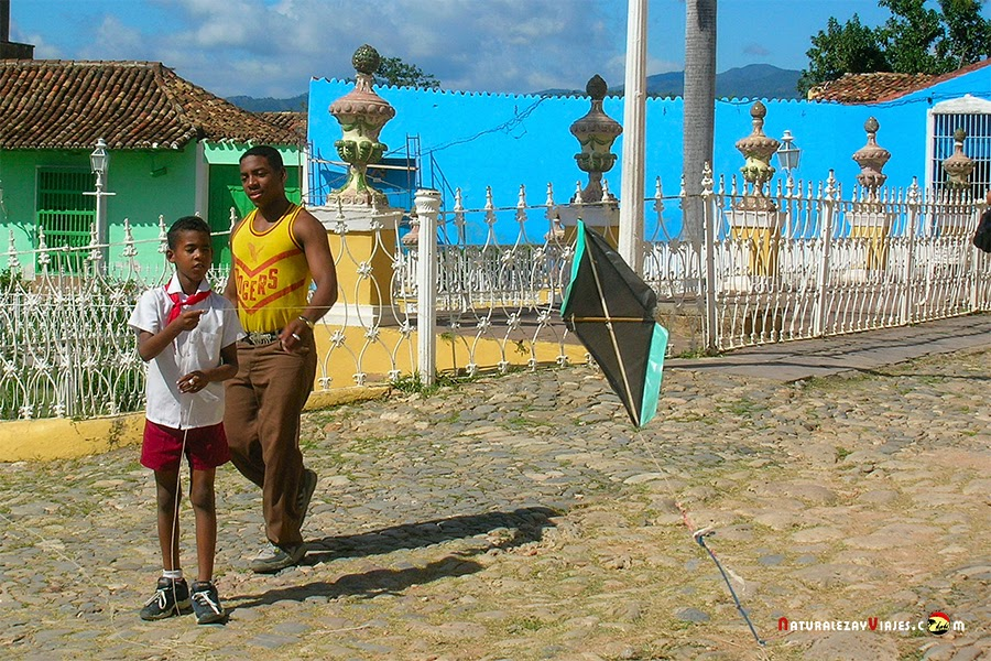 En Trinidad, Cuba