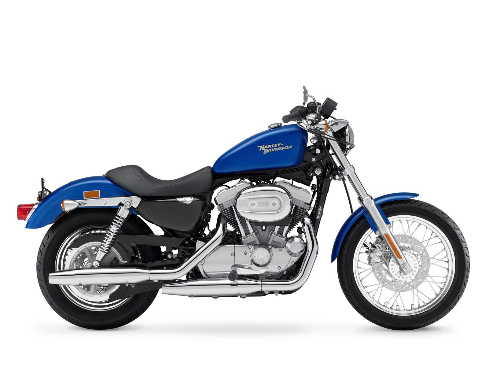 Harley Davidson: 2008 Harley-Davidson XL883 Sportster 883 Accident Lawyers Info