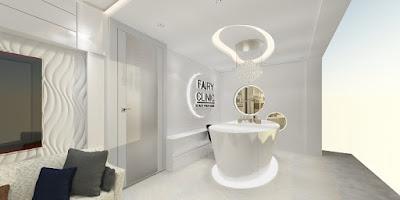 ออกแบบคลินิค Fairy Clinic