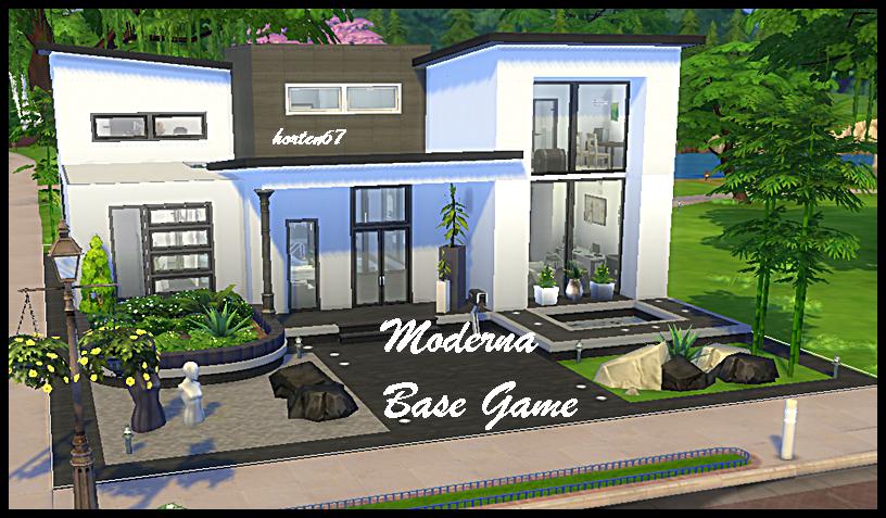 Mis casas y mas con los Sims 4 - Página 18 BaseGModerna