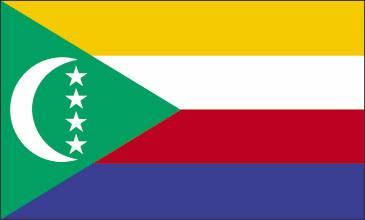 Bandeira de Comores
