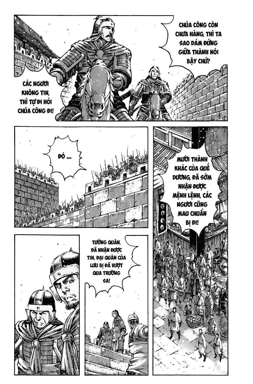 Hỏa phụng liêu nguyên Chương 468: Quế Dương chi bí [Remake] trang 4