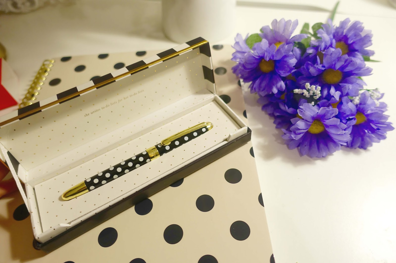 kate spade stationary from amara living