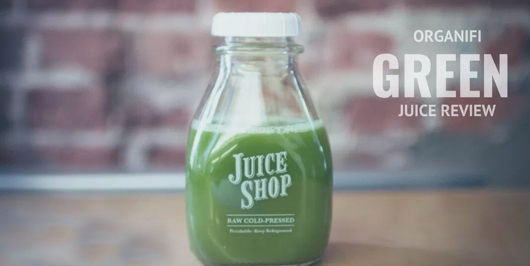 Organifi Green Juice – Energies The Body Naturally