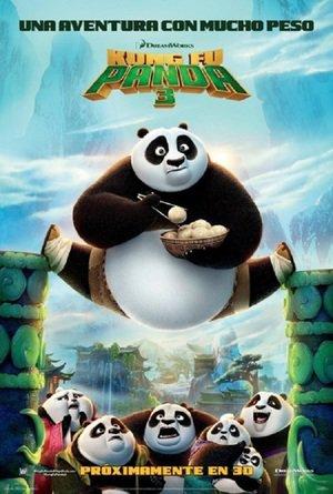 Poster Kung Fu Panda 3 2016