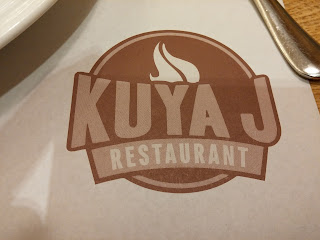 Lunch at Kuya J's