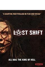 Last Shift (2014) DVDRip Latino AC3 2.0