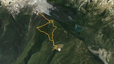 GPS Cima Loverdina