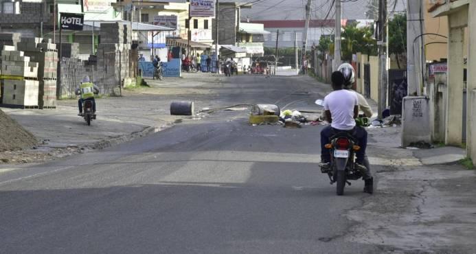 Pantoja amanece bajo protestas por apagones y falta de otros servicios básicos