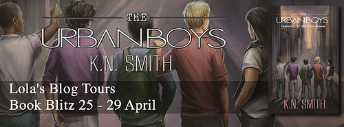 The Urban Boys banner
