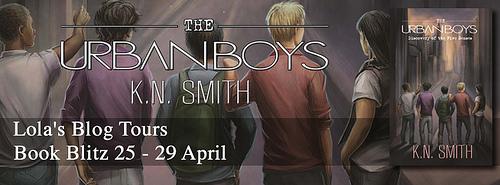 The Urban Boys banner