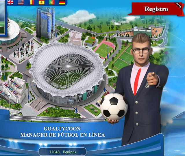 Gana dinero jugando Oferta Goaltycoon desde 50% retribuicion a asistencia  a tus referidos Portadagoalty