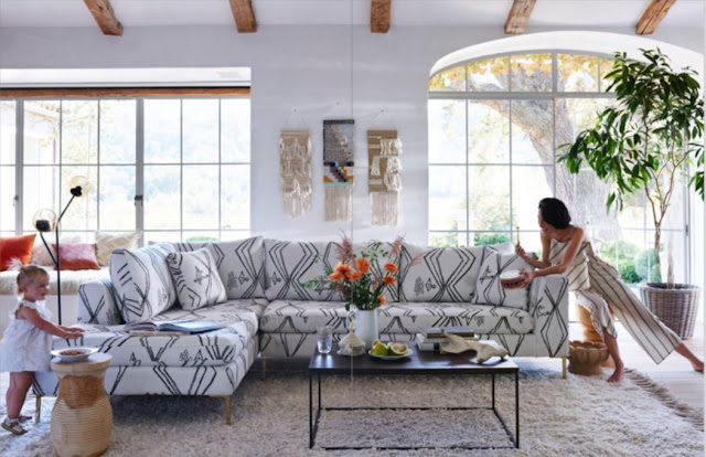 Anthropologie House and Home Spring 2017