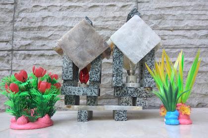 Lapis Batik, Kerajinan Lampu Batu Akik Purbalingga