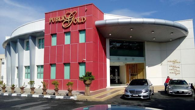 Public Gold Dipercayai Kerana Kredibiliti Tinggi