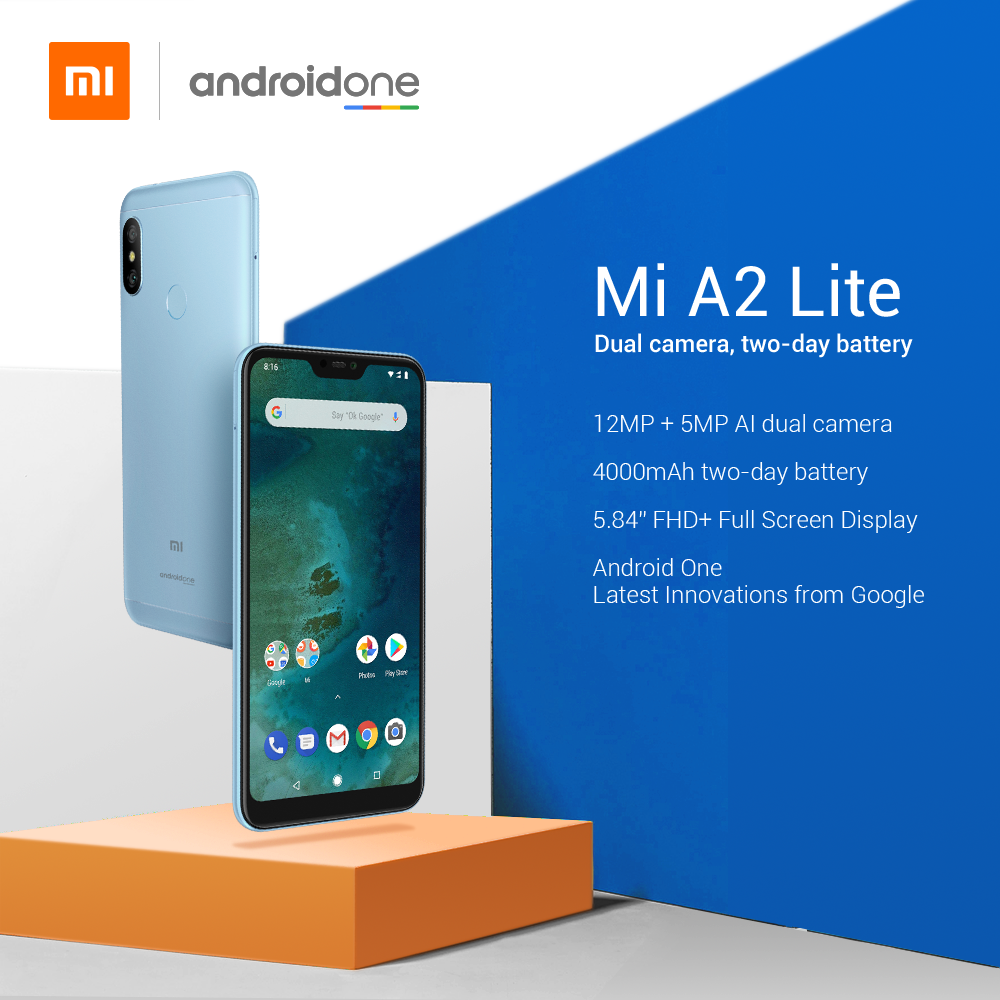 Weekly Topic 075: Xiaomi Mi A2 and Mi A2 Lite are Finally