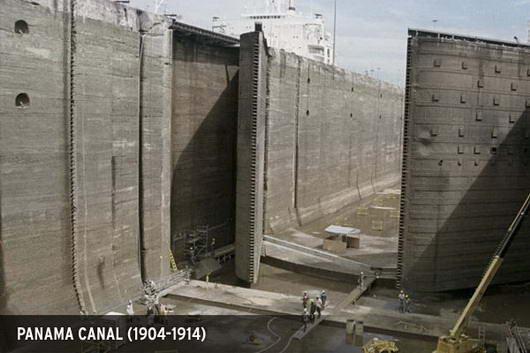 panama+terusan1 Butuh Rp. 3 M Untuk Ongkos 1 Kapal Melewati Terusan Panama
