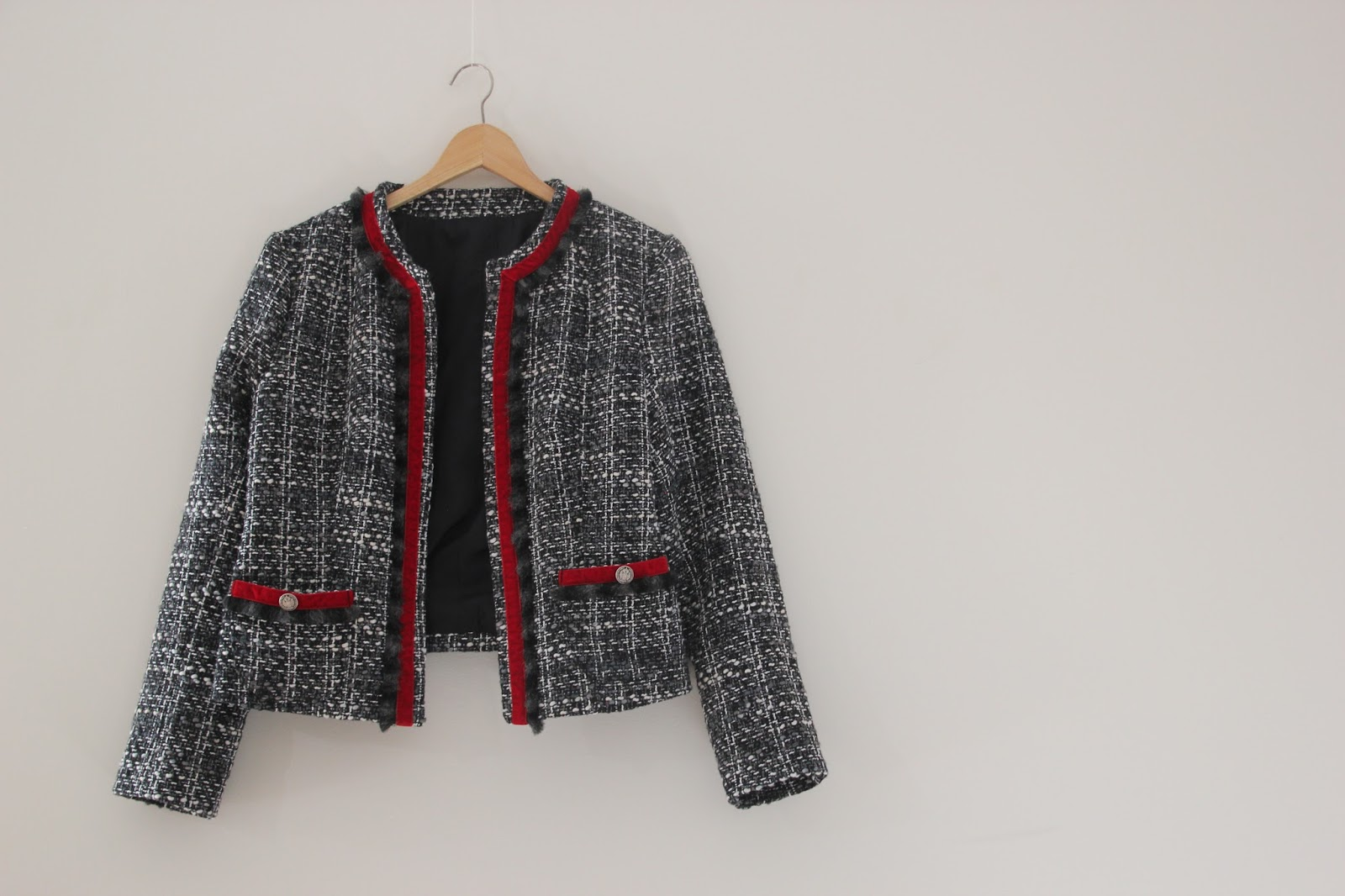 DIY Costura y patrones: Chaqueta de mujer - Handbox Craft Lovers ...