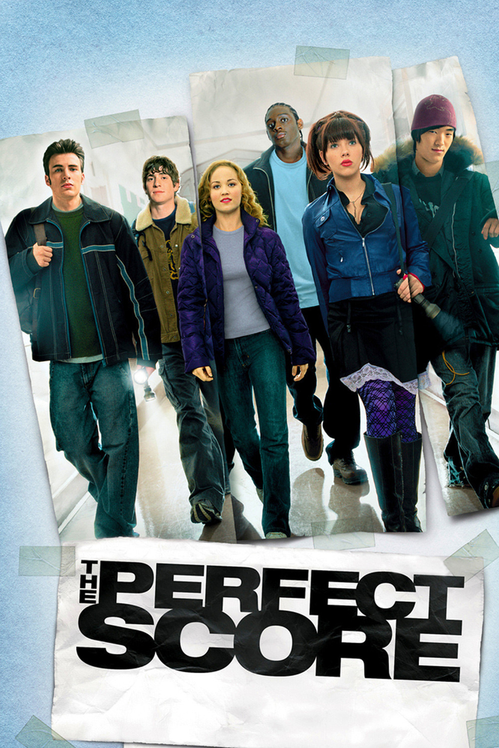 The Perfect Score (2004) ταινιες online seires xrysoi greek subs