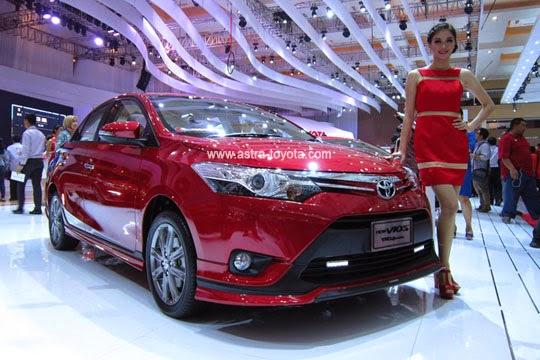 Harga Mobil Toyota Vios Baru 2015 dan Bekas Surabaya