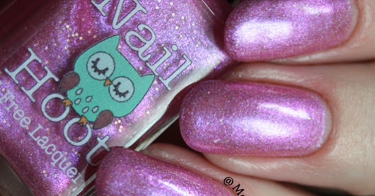 "Nail Hoot's ""Owl Be Yours"""