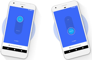 Google Tez App Cash Mode Feature