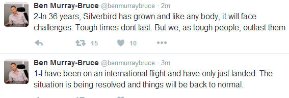 Ben Murray Bruce Reacts To The Seizure Of His Businesses