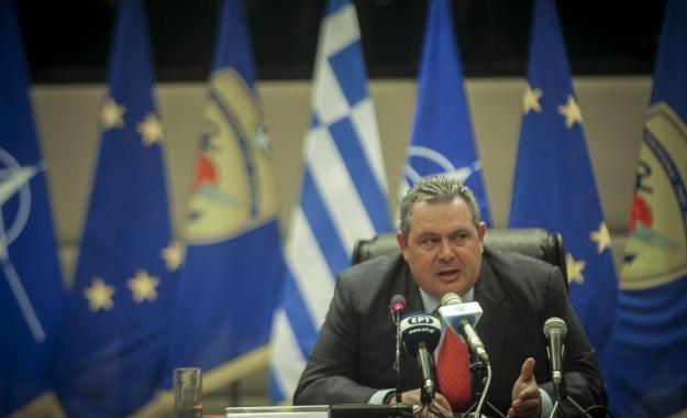 Π. Καμμένος για Σκοπιανό: Εκλογές ή δημοψήφισμα για τις Πρέσπες