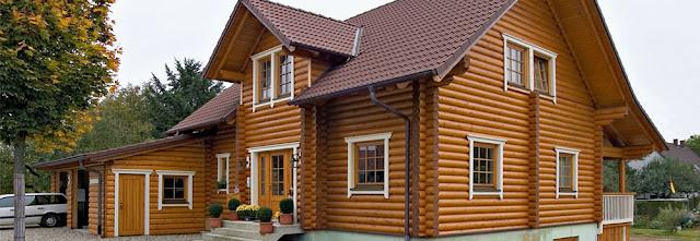 Rumah Kayu Cantik