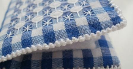 Guide to Gingham Embroidery … or … errr … Chicken Scratch!