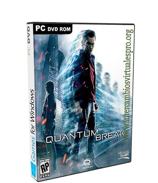 Quantum B reak COMPLETE POR TORRENT, juegos pc