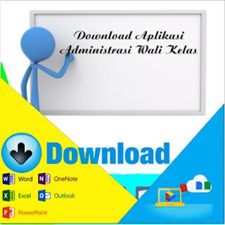 Download Aplikasi Administrasi Wali Kelas Terbaru Gratis