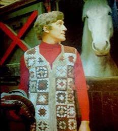 crochet fashion vest