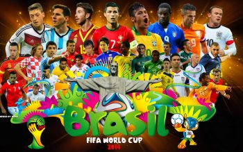 Wallpaper: FIFA World Cup 2014