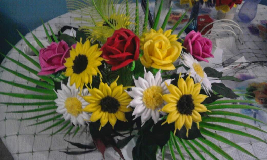Arreglos Florales De Fomi Mayo 2015