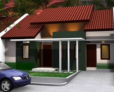 Desain Rumah Sederhana Type 36 Modern 1 Lantai Minimalis 2015