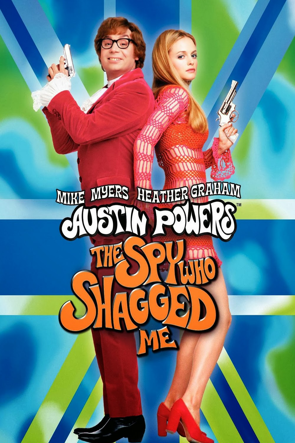 Download Austin Powers: The Spy Who Shagged Me (1999) BluRay 720p