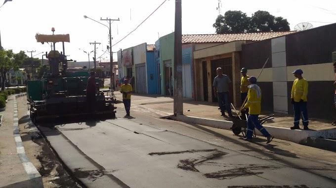 AÇÃO: Aldeias Altas volta a ser feliz com a volta de Zé Reis na prefeitura
