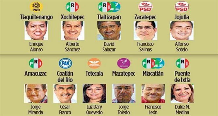 Líder del Cártel de Los Rojos financió 11 campañas de ocho partidos de Morelos