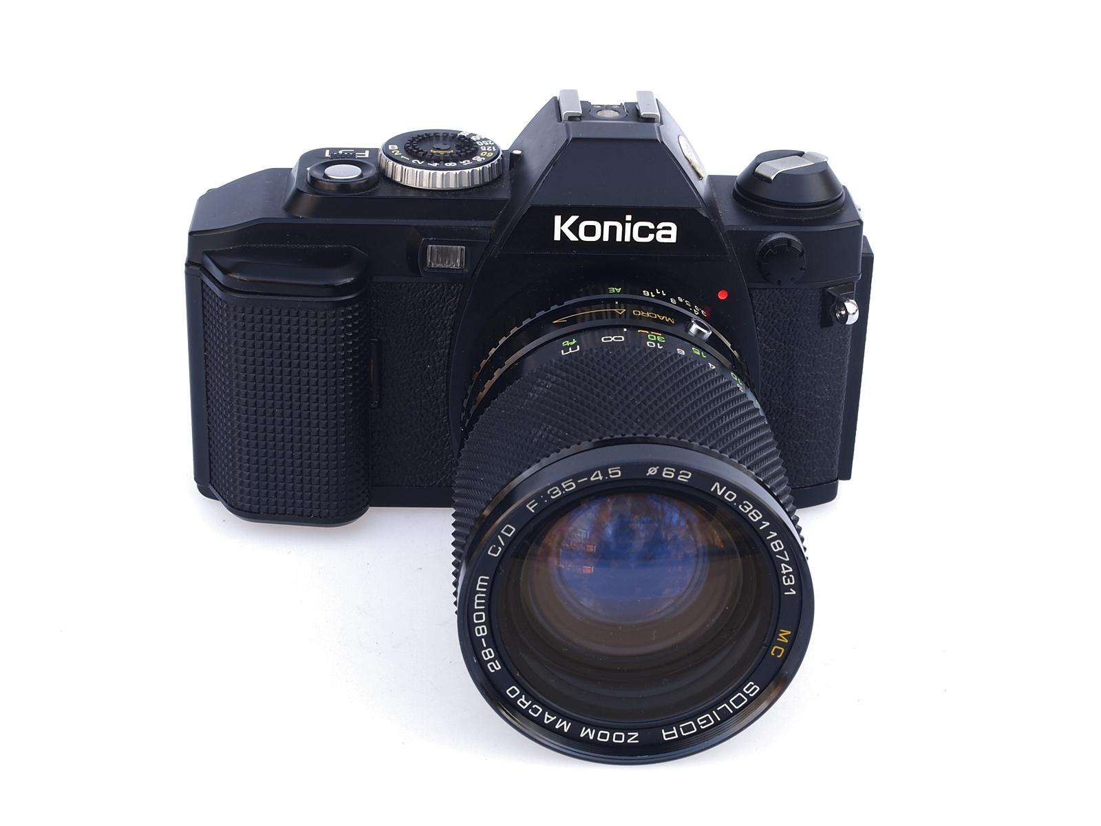 Konica FS-1 (Japan, 1979)