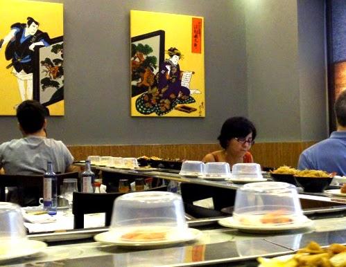 restaurante Xake